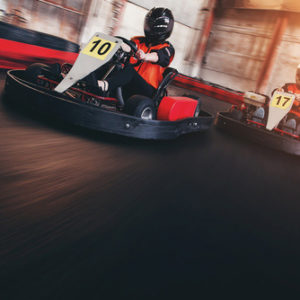 Trip to Karting Centre